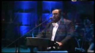 Luciano Pavarotti - Nessun Dorma (Bath 2003)