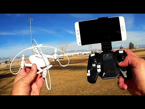 fayee-fy603-smartegg-micro-fpv-drone-flight-test-review