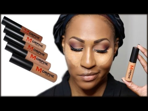 """NEW"" Morphe Concealer Demo & Review"