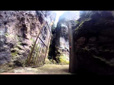 Paseo Cerro Arequita y la gruta, Minas, Lavalleja, Uruguay 19/7/15
