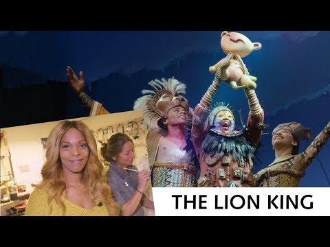 Achter de schermen bij THE LION KING! | Dit wil je weten #6