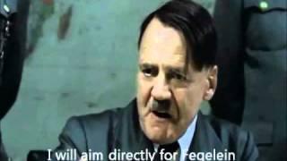 Hitler plans to sneeze