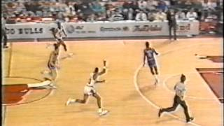 NBA Action, It's Fantastic!