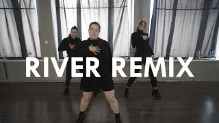 RIVER REMIX | Alyona Kolosova Choreography
