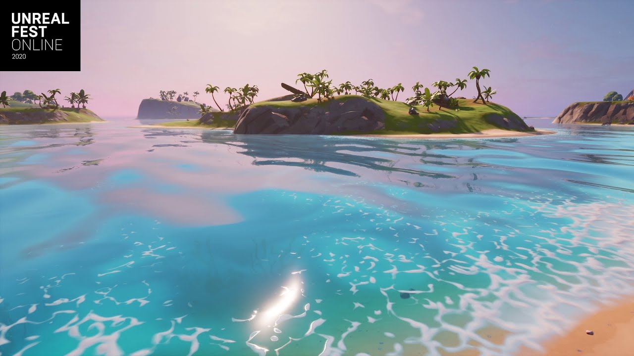 Building Worlds in 'Fortnite' With Unreal Engine | Unreal Fest Online 2020