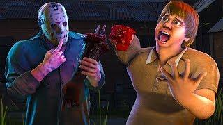 САМОЕ ЖУТКОЕ УБИЙСТВО ДЖЕЙСОНА! (The Friday 13th: The Game)