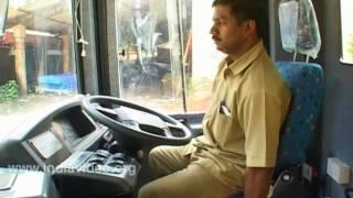 Low - Floor Bus, Trivandrum