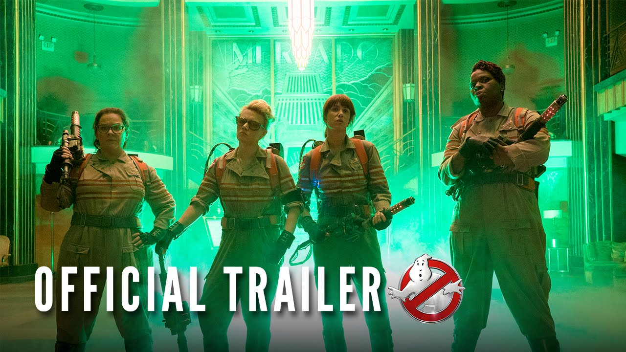 Movie Trailer: Ghostbusters (2016)