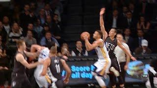 Jeremy Lin Highlights - 12/22 Warriors at Nets