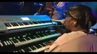 "Lucky Peterson Playing ""Ta Ta You"" on Hammond B-3"