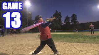 NIGHT GAME! | On-Season Softball Series | Game 13
