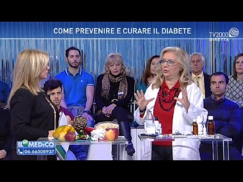 Un sondaggio del diabete del paziente
