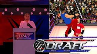 WWE 50 Man Royal Rumble match-