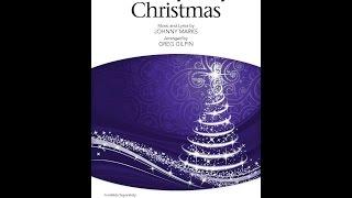 A Holly Jolly Christmas (SATB Choir) - Arranged by Greg Gilpin