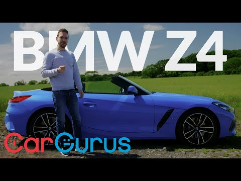 2019 BMW Z4 Review: How does the entry-level sDrive20i stack up?| CarGurus UK