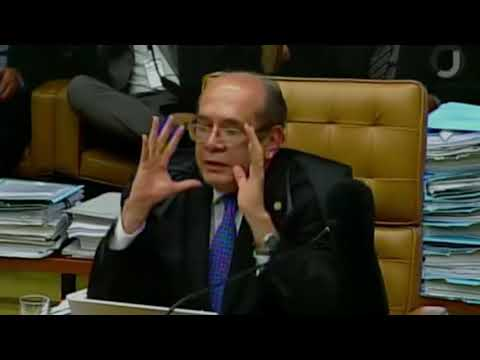 Gilmar Mendes e Barroso batem boca no STF - Gente de Opinião