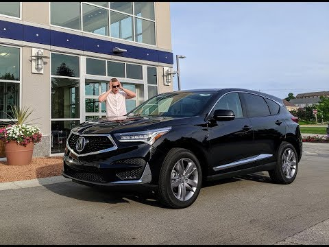 FAST 5 | 2019 Acura RDX - Precision Crafted German Slayer