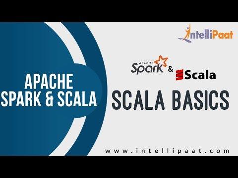 Scala Basics   Scala Tutorial   Spark Scala Training   Online Scala ...