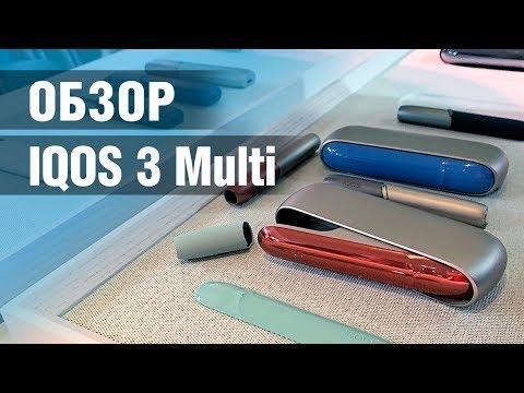 Комплект iQOS 3 - видео 1
