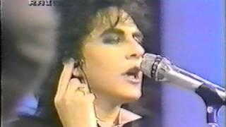 Arcadia at Fantastico on RAI (1985)