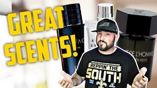 10 Great Mens Fragrances I Have Worn Recently | Best Mens Colognes