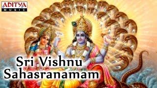 Karthika Masam Special - Sri Vishnu Sahasranamam     Sanskrit Devotional   S.P. Balasubrahmanyam