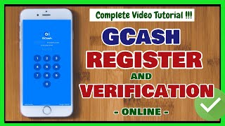 GCASH HOW TO FULLY VERIFIED IN JUST 5 MINUTES - Ace Laurdin