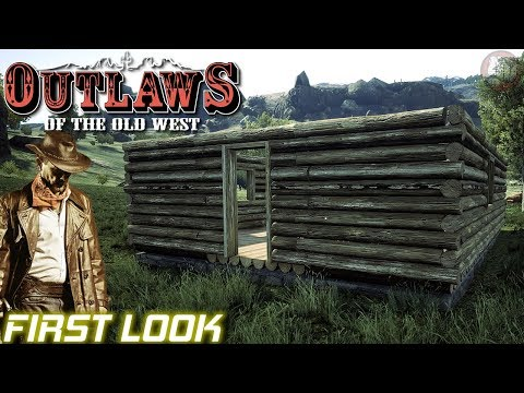 Wild West Survival | Outlaws of the Old West | First Look