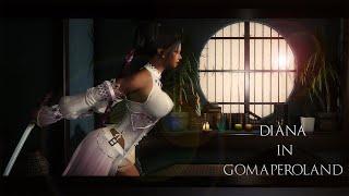 Diana in GomaPeroLand