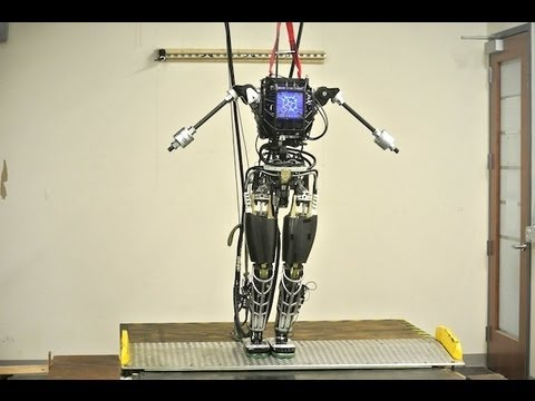 Another Round With ATLAS, DARPA's Most Unsettling Humanoid Robot Yet