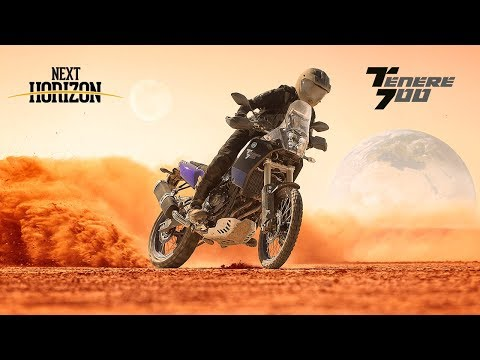 2021 Yamaha Ténéré 700 in Herrin, Illinois - Video 1
