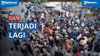 Terjadi Lagi, Ratusan Warga Ambil Paksa Jenazah Positif Covid-19, Kali Ini di RSUD Kota Mataram