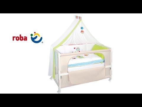 roba Room Bed Waldhochzeit,  6-stufig verstellbar