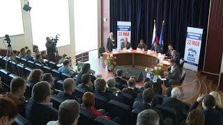 В стране стартовали дебаты, организованные партией