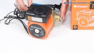 Насос Насосы+ BPS 32-8S-180, присоединительный комплект от компании ПКФ «Электромотор» - видео