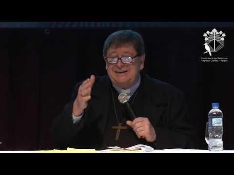 Seminário de Ecônomos com Cardeal de Aviz - Parte 2