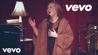 Turning tables Adele Live at Largo