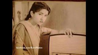 LATA JI-Film-NAAZ-(1954)-Kata'ti Hai Ab To Zindagi-[ H Q