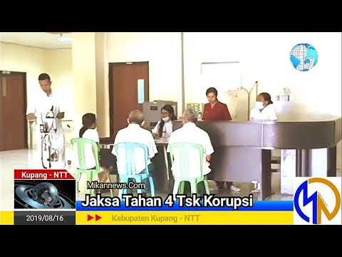 MN Video  BS Susul 3 Tersangka Korupsi Pasar Lili Mendekam di Rutan Kelas IIA Kupang
