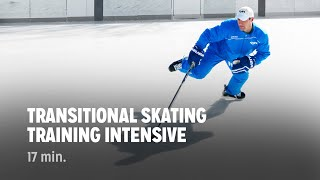 iTrain Hockey Transitional Skating Training Intensive