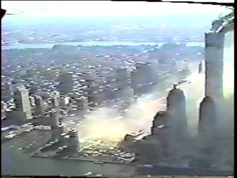 New Police Helicopter Video From Sept 11 Attack Released
