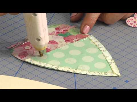 Heart Pocket Tutorial by Brenda Walton