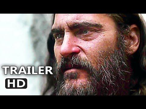 Video trailer för MARY MAGDALENE Official Trailer (2019) Joaquin Phoenix, Rooney Mara Movie HD
