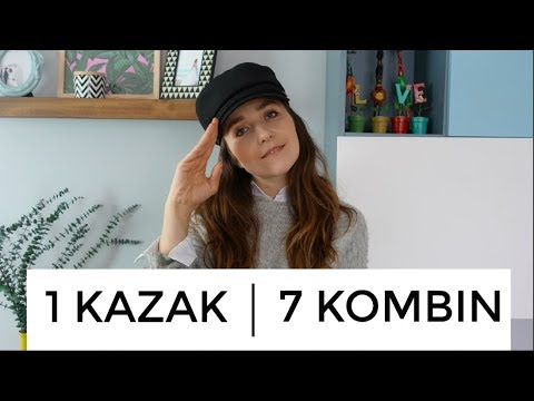 1 Kazak 7 Stil // Şeyma Ünal