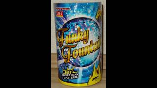 Nico Funky Fountain - Wahnsinns Fontänenbatterie
