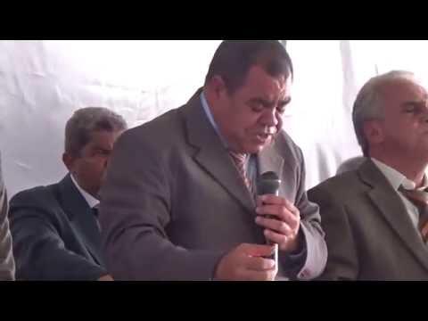 NOVA ALIANÇA DE COMBINADO -Pr. GILVAN CLARO LOUVANDO A DEUS NO CONGRESSO DE MOCIDADE DE 2008