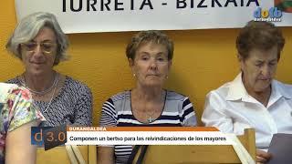 dotb Los mayores reivindican cantando 21-09-2018