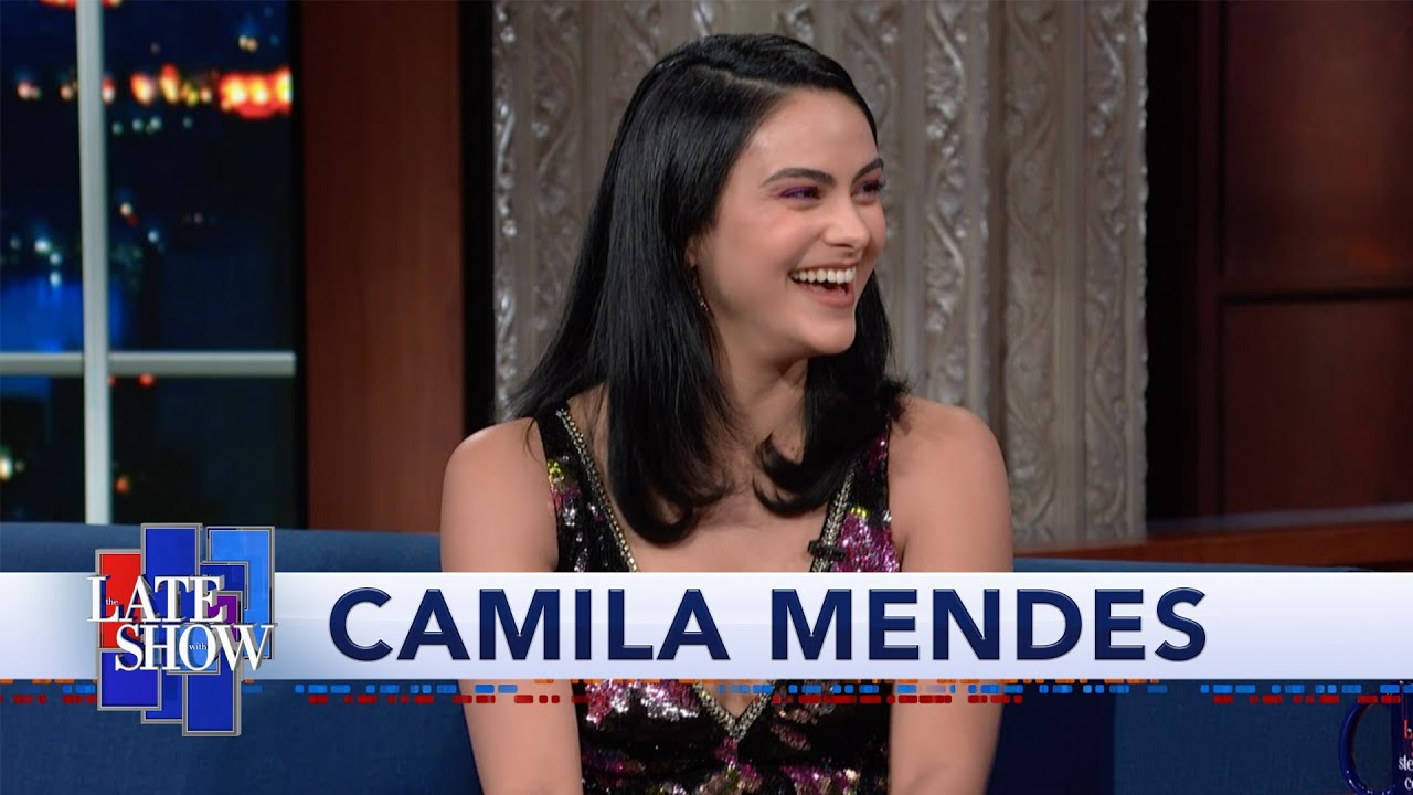 """Camila Mendes Had To Gloss Up For Her Role On """"Riverdale"""" thumbnail"""