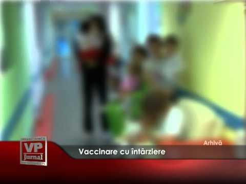 Vaccinare cu întârziere