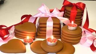 Идеальные имбирные пряники на основе жженого сахара. Gingerbread.